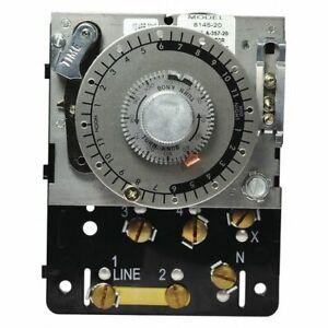 Paragon 8145-20M Defrost Timer Control,Spdt,40A