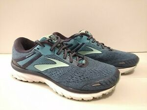 Brooks Adrenaline GTS18 Women's Running Shoes 1202681B495 Blue/Teal Size: 9.5