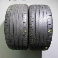 2x Michelin Pilot Super Sport 265/35 R21 101Y DOT 1516 6 mm Sommerreifen
