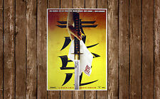 Original Movie Poster -KILL BILL VOL 1 - 100x140 CM - Quentin Tarantino