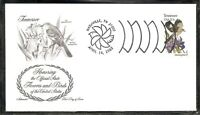 US SC # 1994 State Birds And Flowers ( Tennessee ) FDC . Artmaster Cachet