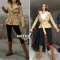 Supermctoys Scarlet Witch Wanda The Avengers1//6 Stealth Set Clothes F//12/'/'Figure