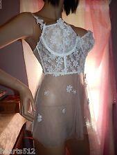 NWT Victoria's Secret Designer Collection Bride Babydoll size 36C   $198.00