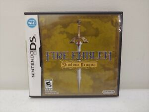 Fire Emblem: Shadow Dragon - Nintendo DS {USED/COMPLETE}