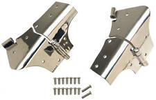 1997-2006 Jeep Wrangler & Unlimited Windshield Hinges Stainless Steel