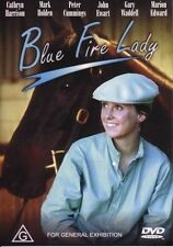 Blue Fire Lady Uncommon 1983 Australian Movie Mark Holden  Region 4 DVD VGC