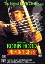 Robin Hood - Men In Tights (DVD, 2006) Comedy by Mel Brooks