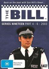 The Bill : Series 19 : Part 4-6 (DVD, 2013, 14-Disc Set) - Region Free
