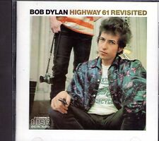 CD 9T BOB DYLAN HIGHWAY 61 REVISITED PRINTED IN HOLLAND ETAT NEUF