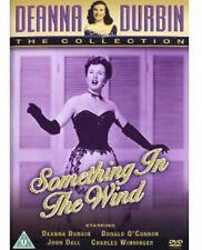 Deanna Durbin Something In The Wind DVD 1940s Film New