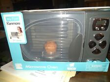 NEW Kenmore My First Microwave Kitchen Play Pretend Toy Cooking