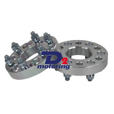 2PCS Wheel Spacers For Toyota HZJ75 Hilux 60 80 Series 6x139.7 12x1.5 30mm 110mm