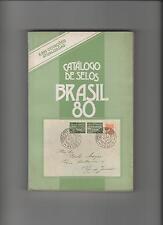 CATALOGO DE SELOS BRASIL 80 meyer