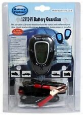 Battery Fighter 12V/24V Battery Guardian LCD tester/monitor BT124LCD