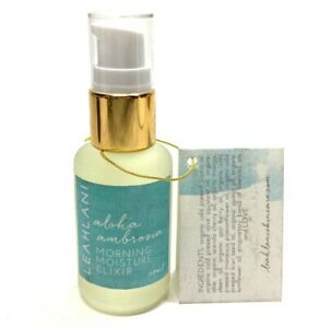 Leahlani Aloha Ambrosia Morning Moisture Elixir, 30ml