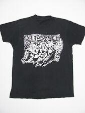 vintage 90s WHITE ZOMBIE 1993 DIE F*CKER DIE CONCERT TOUR metal black t-shirt L