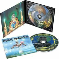 IRON MAIDEN Seventh Son Of A Seventh Son (2019) remastered 8-track CD NEW/SEALED