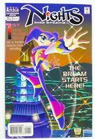 Archie Comics NIGHTS INTO DREAMS (1998) #1 RARE Low Print Run NM Ships FREE!