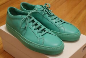Common Projects Achilles Low Mint Size 44 / 11 Brand New
