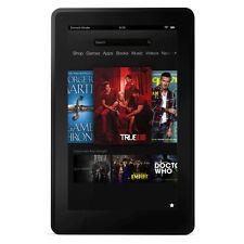 Amazon Kindle Fire 2nd Generation 8GB, Wi-Fi, 7in - Black