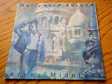 "HOLLYWOOD BEYOND - AFTER MIDNIGHT  7"" VINYL PS"