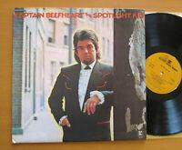 Captain Beefheart The Spotlight Kid 1971 EXCELLENT + Lyric Inner Reprise K44162