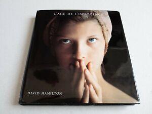 DAVID HAMILTON / L'ÂGE DE L'INNOCENCE / ÉDITIONS DENOEL
