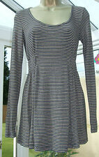 Joules Striped Semi Fitted Long Sleeve Women's Tops & Shirts