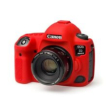 easyCover Armor Protective Skin for Canon 5D Mark IV (Red)