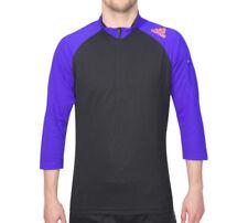 adidas Polyester Short Sleeve Cycling Jerseys