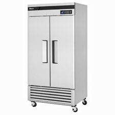 Turbo Air Tsf-35Sd-N Solid 2 Door Freezer (Replaces Tsf-35Sd)