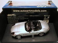 AutoArt 1:18 70511 BMW Z8 James Bond 007 silver silber NEU in OVP