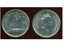 CANADA 10 cents  1995