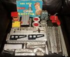 Vintage+1951+The+New+Erector+Set+Gilbert+Hall+With+Manual+House+and+Motor+extras