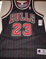 Vintage 90s Michael Jordan Bulls Authentic un signed Jersey NWT Sz 44 L