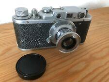 """FED 1 /  """"162383""""  schöne 35mm  Kamera mit Objektiv"""
