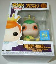 Merman Freddy Funko Pop Fundays 2019 SDCC Exclusive MotU Box of Fun Limited 5000