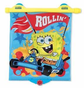 Munchkin SpongeBob SquarePants White Hot Safety SunBlock Car Shade