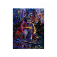 Blend Cota Batman 14 x 11 Art Print DC Comic Art