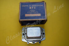 Fiat Cesea Milano voltage regulator 12/14/3  Rif.348 NOS.