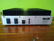 Used Te Systems Model 2252G 220-225 Mhz Rf Power Amplifier Ham Radio