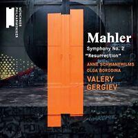 VALERY GERGIEV - SINFONIE 2(AUFERSTEHUNGSSINFONIE)  MAHLER,GUSTAV - CD NEW