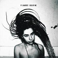 PJ HARVEY - RID OF ME: CD ALBUM (1993)