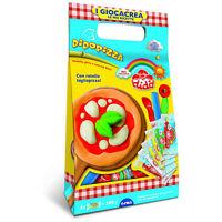 Plastilina Didò Fila para Niños Sobres Pasta Modelado Colorido Pizza 3271