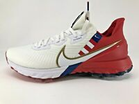 New Nike Air Zoom Infinity Tour NRG Golf Ryder Cup Men's Size 10 CT0601-110 Red