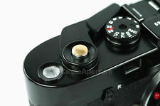 Fine Quality Small Flush Copper Metal Release Button for Leica Fuji X100 X-Pro1