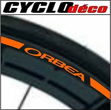 LISERET JANTE VELO stickers autocollant ORBEA CINTAS RIM STRIPES 40 COLORS