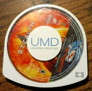 Stealth (UMD, 2005) VG Shape & Tested
