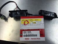 New Oem 2006 2012 Nissan Xterra Rear License Plate Lamp