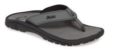 Olukai Ohana Stone/Stone Comfort Flip Flop Men's US sizes 7-18 NIB!!!